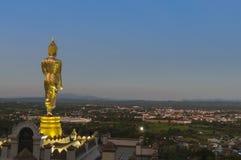 Wat Phra That Kao Noi, Nan, Thailand Stock Afbeelding