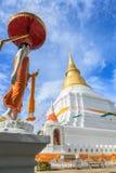 Wat Phra Kaow Don Tao Royaltyfria Bilder