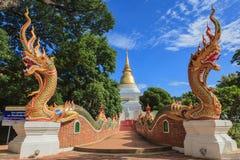 Wat Phra Kaow Don Tao Fotografering för Bildbyråer