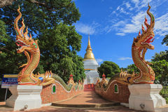 Wat Phra Kaow Don Tao Stock Afbeelding