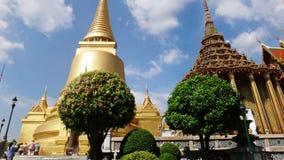 Wat Phra Keao 免版税图库摄影
