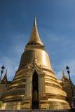 Wat Phra Keaw στο μεγάλο παλάτι Στοκ εικόνες με δικαίωμα ελεύθερης χρήσης