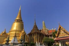 Wat Phra Keaw 免版税图库摄影