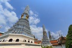 Wat Phra Keaw 免版税库存图片