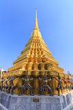 Wat Phra Keaw 图库摄影