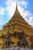 Wat Phra Keaw 库存照片