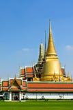Wat Phra Keaw Royaltyfri Foto