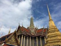 Wat Phra Keaw Royaltyfri Bild