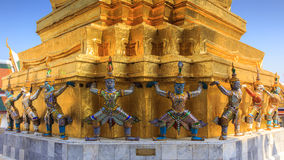 Wat Phra Keaw Royalty Free Stock Images