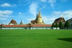 Wat Phra Keaw Bangkok Tailandia Foto de archivo