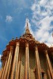 Wat Phra Keaw Bangkok Tailandia Imagen de archivo