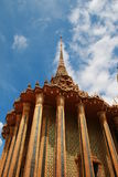 Wat Phra Keaw Bangkok Thailand Stock Image