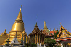 Wat Phra Keaw Royalty Free Stock Photography