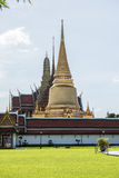 Wat Phra Keaw in Bangkok Stock Photo