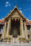 Wat Phra Keaw Entrance Immagine Stock