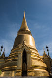 Wat Phra Keaw in Grand Palace Royalty Free Stock Images