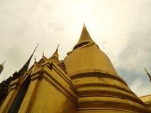 Wat Phra Keaw. Wat Pra Keaw in Bangkok Thailand Stock Images
