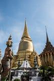 Wat Phra Keaw Sculpture Royalty Free Stock Photos