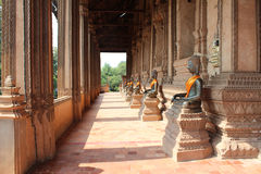 Wat Phra Keo Стоковые Фото
