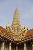 Wat Phra Keo Bangkok Tailandia. Imagenes de archivo
