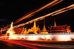 Wat Phra Keo Bangkok Tailandia Immagini Stock