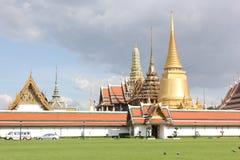 Wat Phra Keo Bangkok Tailandia Imágenes de archivo libres de regalías