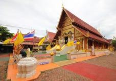 Wat Phra Keo Bangkok Tailandia Foto de archivo libre de regalías