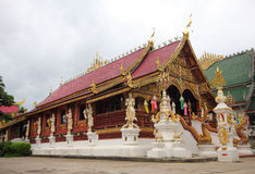Wat Phra Keo Bangkok Tailandia Fotos de archivo