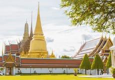 Wat Phra Keo Bangkok Tailandia Fotografía de archivo libre de regalías