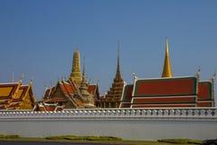 Wat Phra Keo Bangkok Tailandia Imagen de archivo