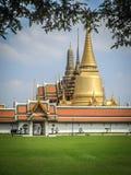 Wat Phra Keo Bangkok Thaïlande photo stock