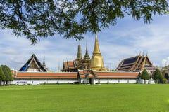 Wat Phra Keo Bangkok Thaïlande Photo libre de droits