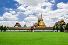 Wat Phra Keo Bangkok Thaïlande Photo stock