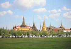 Wat Phra Keo Bangkok Thailand Stockfotos