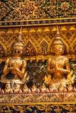 Wat Phra Keo, Bangkok, Thailand Stock Photos