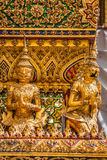 Wat Phra Keo, Bangkok, Thailand Stock Image