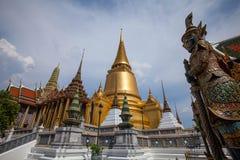 Wat Phra Keo Banguecoque Tailândia Fotografia de Stock