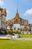 Wat phra keo grand palace Stock Image