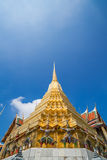 Wat Phra Keow. Stock Photo
