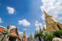 Wat Phra Keow. Stock Image