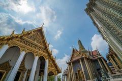 Wat Phra Keow. Royalty Free Stock Image
