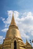 Wat Phra Keow. The royal temple in Bangkok Royalty Free Stock Images