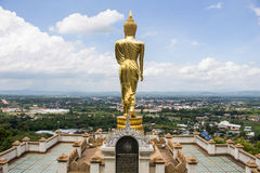 Wat Phra That Khao Noi Stockfotos