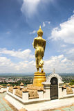 Wat Phra That Khao Noi Lizenzfreie Stockfotografie