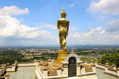 Wat Phra That Khao Noi Royalty Free Stock Images