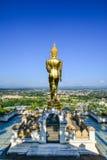 Wat Phra That Khao Noi, Nan Stock Photography