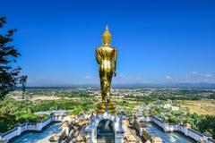 Wat Phra That Khao Noi, Nan Stock Photos