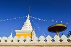 Wat Phra That Khao Noi, Nan Stock Images