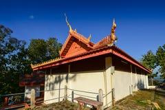 Wat Phra That Khao Noi, Nan Stock Image