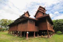 Wat Phra Który Chom Chaeng, Phrae, Tajlandia Zdjęcia Stock